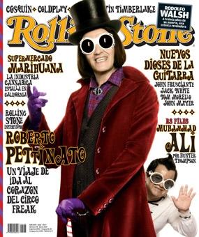 Pettinato Rolling Stone tapa marzo 07
